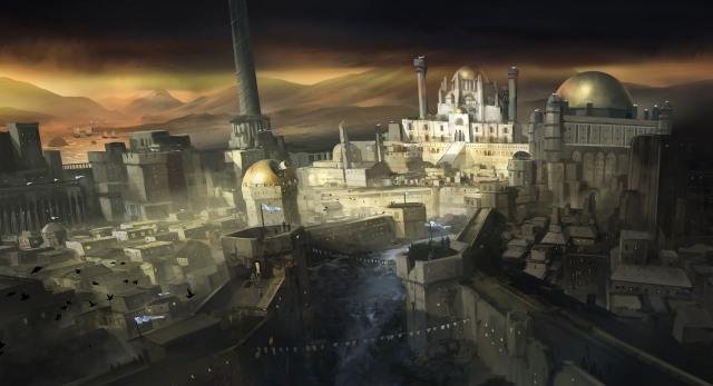 Shiran City